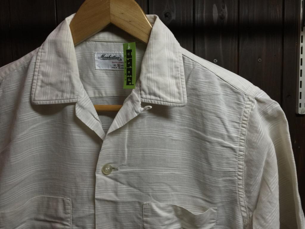 神戸店6/17(水)夏物ヴィンテージ入荷!#4 Print,Check,Stripe Shirt!(T.W.神戸店)_c0078587_20233292.jpg