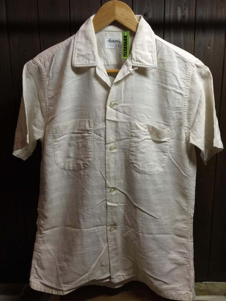 神戸店6/17(水)夏物ヴィンテージ入荷!#4 Print,Check,Stripe Shirt!(T.W.神戸店)_c0078587_20233915.jpg