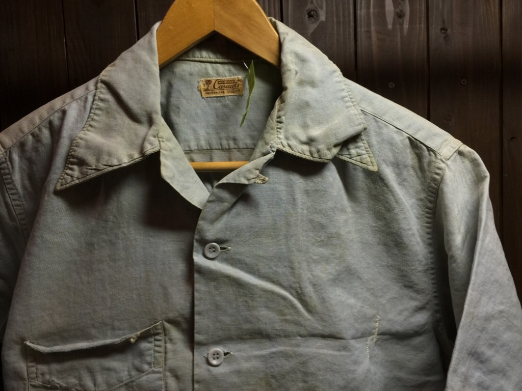 神戸店6/17(水)夏物ヴィンテージ入荷!#4 Print,Check,Stripe Shirt!(T.W.神戸店)_c0078587_20263524.jpg