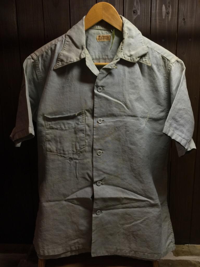 神戸店6/17(水)夏物ヴィンテージ入荷!#4 Print,Check,Stripe Shirt!(T.W.神戸店)_c0078587_20264632.jpg