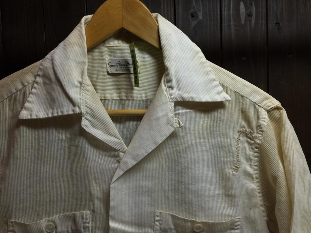 神戸店6/17(水)夏物ヴィンテージ入荷!#4 Print,Check,Stripe Shirt!(T.W.神戸店)_c0078587_20284917.jpg