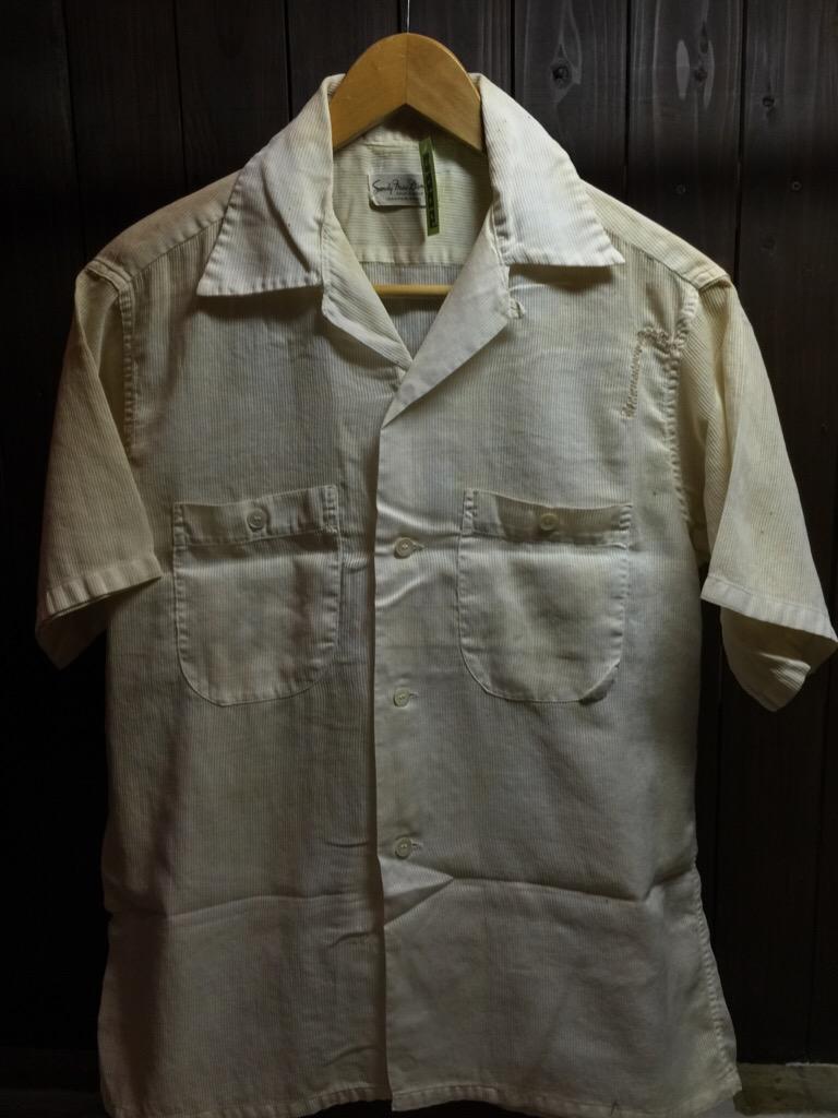 神戸店6/17(水)夏物ヴィンテージ入荷!#4 Print,Check,Stripe Shirt!(T.W.神戸店)_c0078587_2028562.jpg