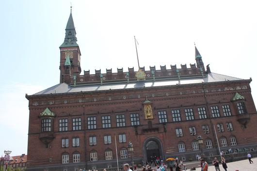 デンマークのコペンハーゲンの街歩き(^O^)/_a0213806_2191535.jpg