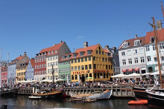 デンマークのコペンハーゲンの街歩き(^O^)/_a0213806_2262285.jpg
