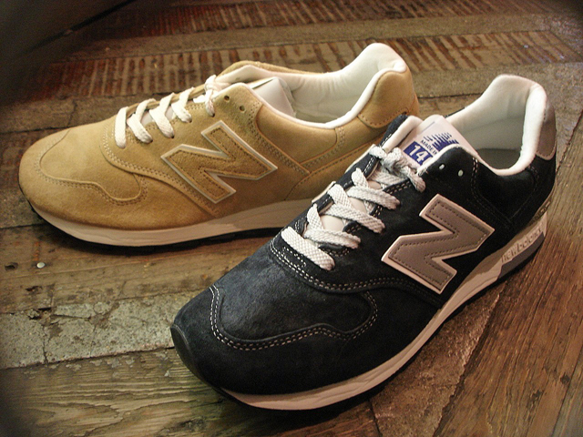 "NEW : new balance [M1400] ""NAVY"" & ""BEIGE"" Made in USA!!_a0132147_1918351.jpg"
