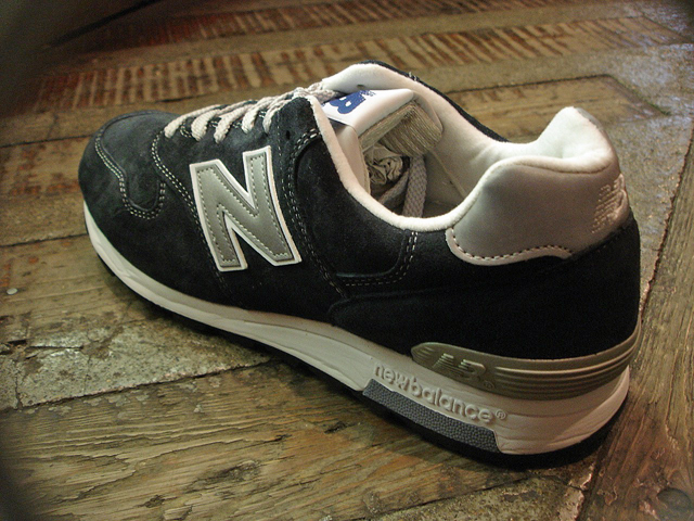 "NEW : new balance [M1400] ""NAVY"" & ""BEIGE"" Made in USA!!_a0132147_19195480.jpg"
