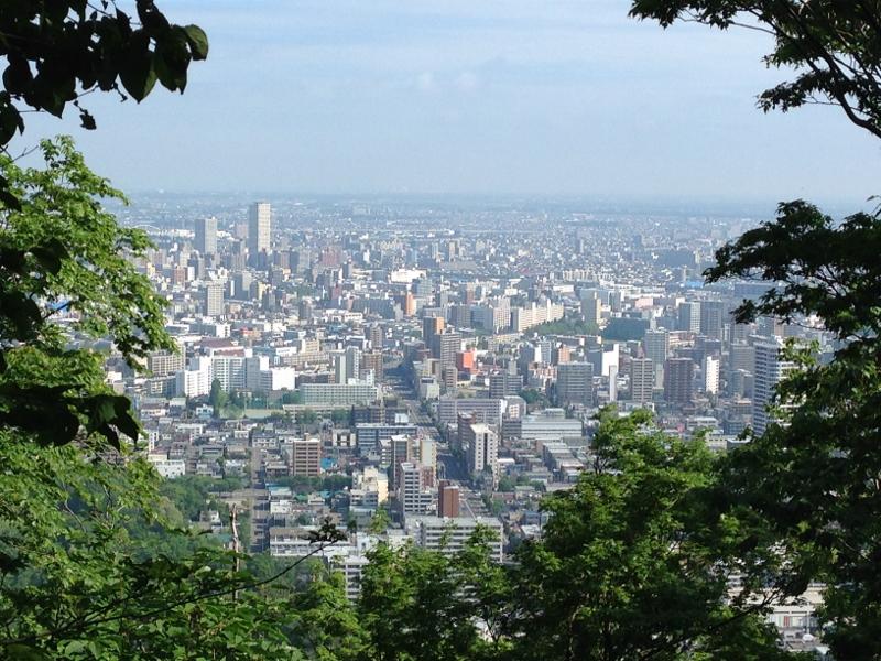 山ガールは円山八十八か所から_e0326953_09503.jpg