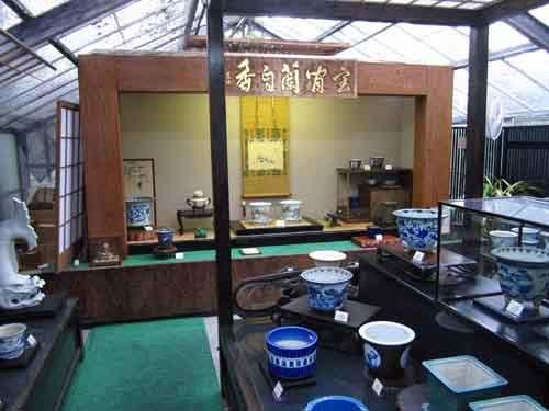 第3回華幸園古鉢展示会                  No.1512_d0103457_01035206.jpg