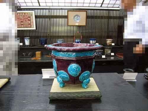 第3回華幸園古鉢展示会                  No.1512_d0103457_01052575.jpg