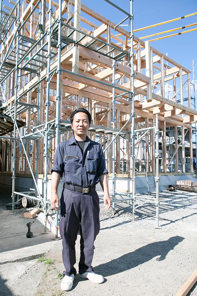 若いご夫妻が選ぶ木造注文住宅オール電化の家-その1-_a0163962_18243116.jpg