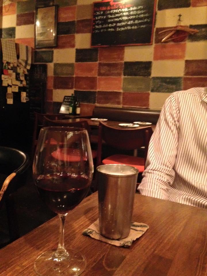 Wine&Bistro Rest@渋谷_b0195783_1021616.jpg