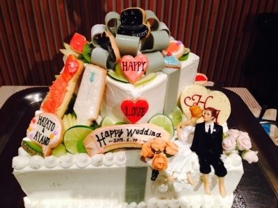 Happy Wedding!! H&A_e0120789_21545497.jpg