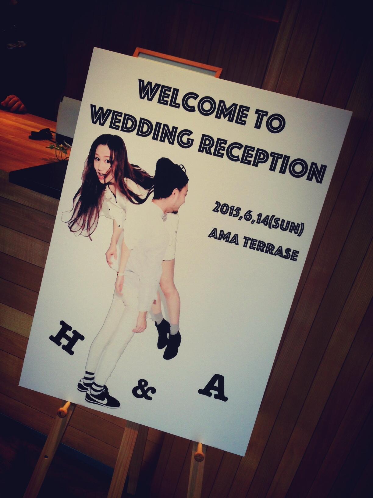 Happy Wedding!! H&A_e0120789_21570138.jpg