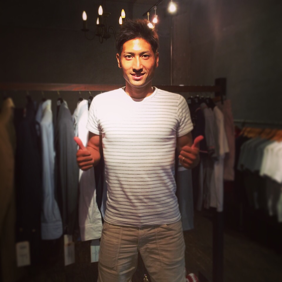 """2015 Summer Styling By UNDERPASS &  BIG GUEST \""""TJ\""""_c0079892_1947774.jpg"""