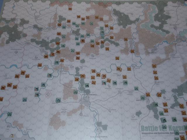 CHS/CMJ「コルスンの戦い」ソロプレイ(2戦目)④_b0162202_18293264.jpg