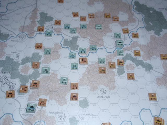 CHS/CMJ「コルスンの戦い」ソロプレイ(2戦目)④_b0162202_18294040.jpg