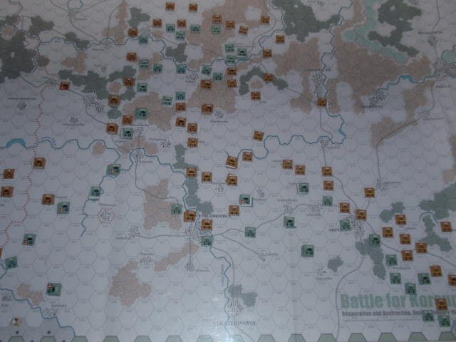CHS/CMJ「コルスンの戦い」ソロプレイ(2戦目)④_b0162202_18295642.jpg