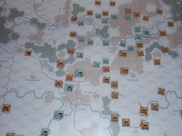 CHS/CMJ「コルスンの戦い」ソロプレイ(2戦目)④_b0162202_18301222.jpg