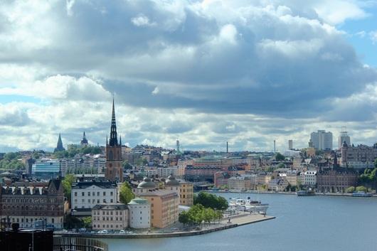 今回の旅、最後の国はスエーデン!スットクホルムからです♪( ´▽`)_a0213806_2373689.jpg