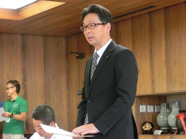 全日本アルティメット選手権に出場する市内の男女チームが副市長を表敬訪問_f0141310_7533336.jpg