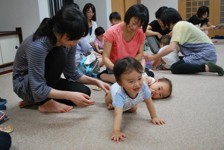 赤ちゃんの月まいり 27水無月_f0067122_14545999.jpg