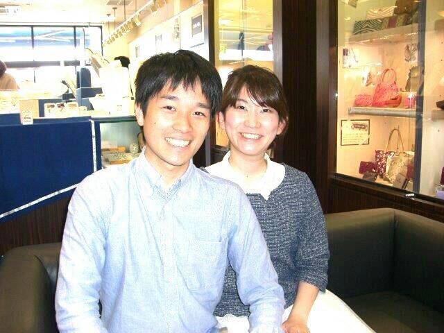幸せカップル(*˘︶˘*).。.:*♡_b0309424_16584636.jpg