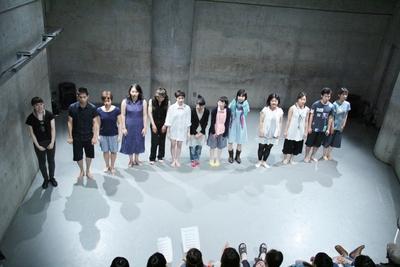 「シアター21フェス」100回記念公演盛況裏に終わる_d0178431_112584.jpg