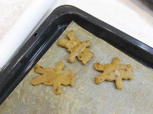 パンレク ~ くまさんクッキー ~_e0222340_15472397.jpg