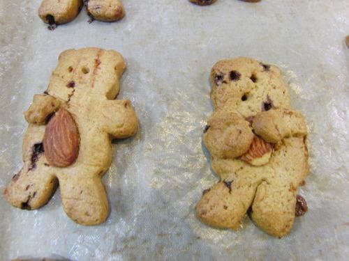 パンレク ~ くまさんクッキー ~_e0222340_1558277.jpg
