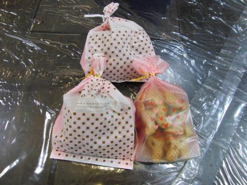 パンレク ~ くまさんクッキー ~_e0222340_1615140.jpg