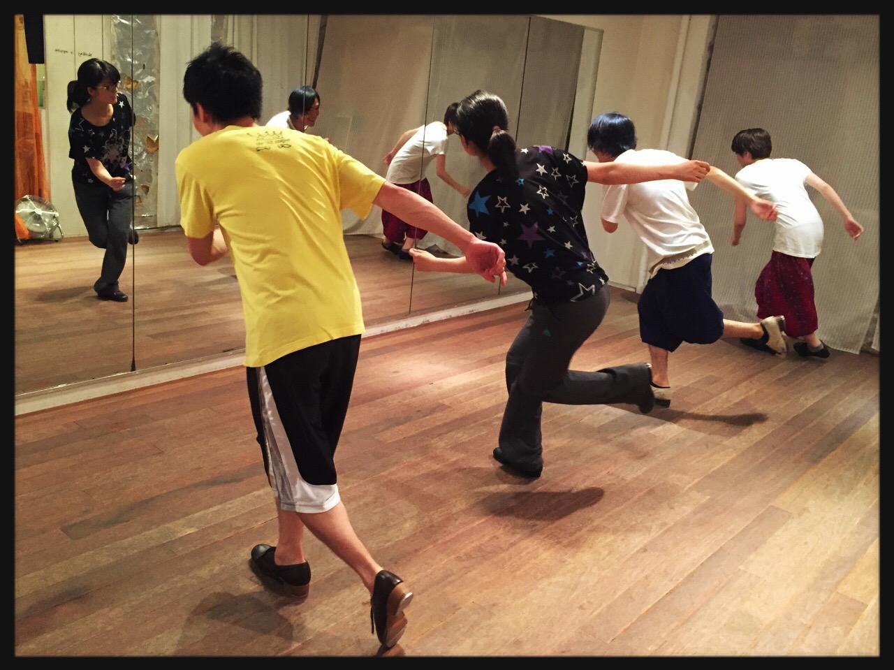 KISEKIへの道    一平さんクラスチーム_f0137346_21154358.jpg