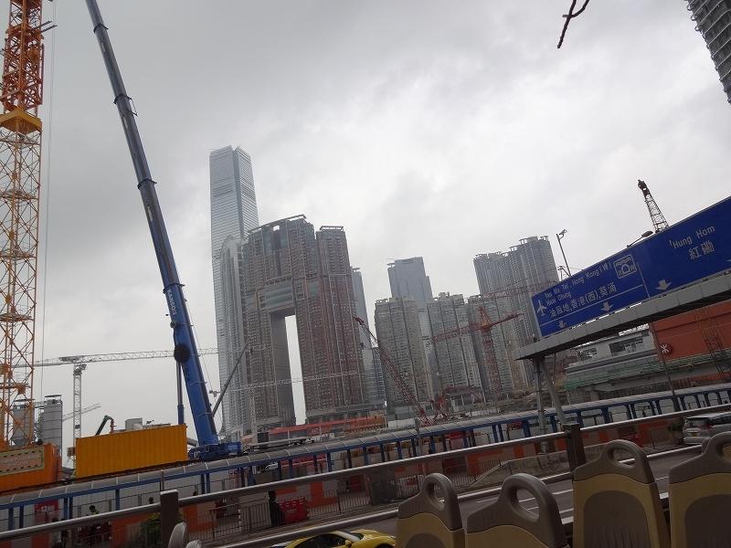 人力車観光巴士九龍編_b0248150_20254472.jpg