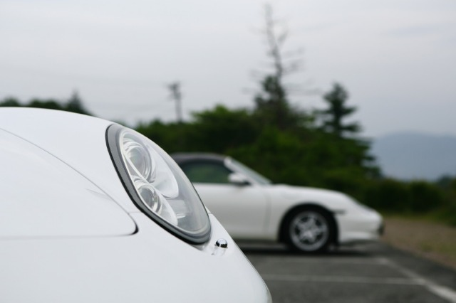 Good morning Boxster -- 茶臼山 --_b0078651_22475743.jpg