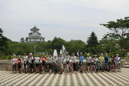 琵琶湖 サイクリング_b0332867_22294551.jpg