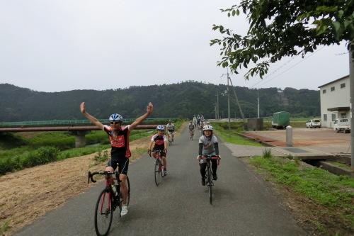 琵琶湖 サイクリング_b0332867_22375802.jpg