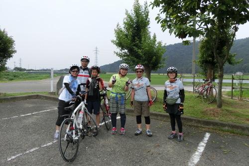 琵琶湖 サイクリング_b0332867_22395313.jpg