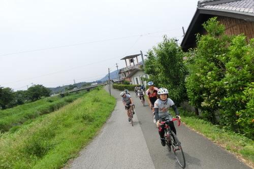 琵琶湖 サイクリング_b0332867_22415055.jpg