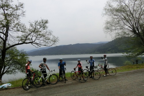 琵琶湖 サイクリング_b0332867_22445405.jpg