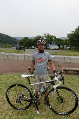 琵琶湖 サイクリング_b0332867_22461923.jpg