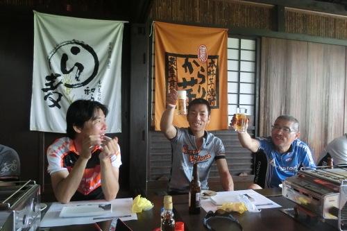 琵琶湖 サイクリング_b0332867_22523015.jpg