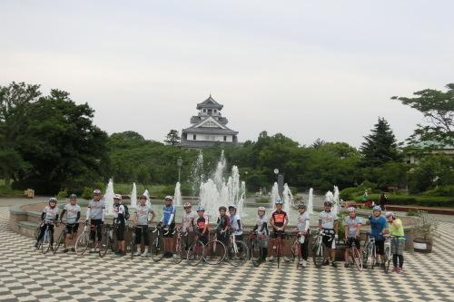 琵琶湖 サイクリング_b0332867_22561164.jpg
