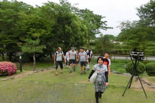 琵琶湖 サイクリング_b0332867_22572431.jpg