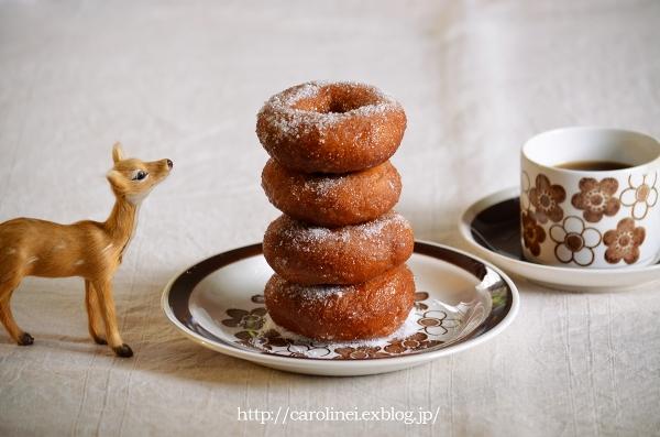 コーヒードーナツ  Homemade Coffee Doughnut_d0025294_919174.jpg