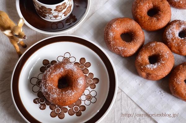 コーヒードーナツ  Homemade Coffee Doughnut_d0025294_9192811.jpg