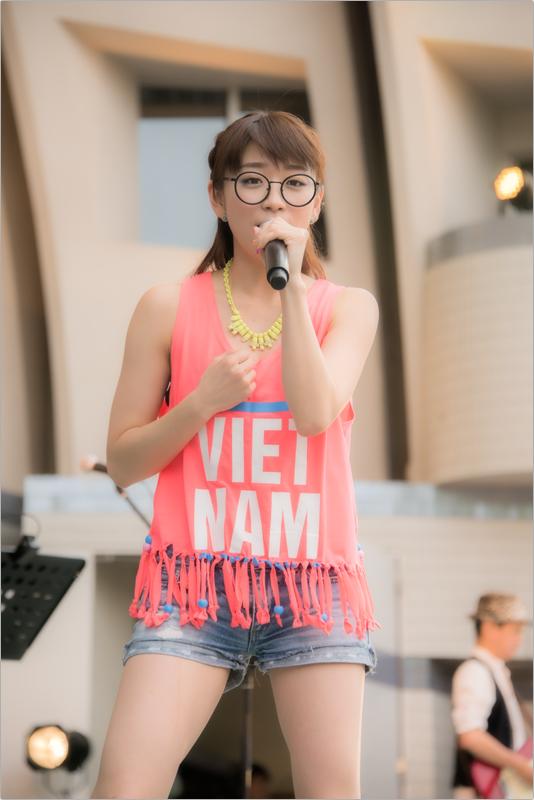 時東ぁみ (Viet Nam Festival 2015) : Documentary