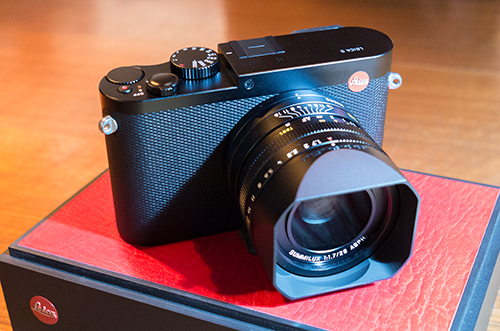 Leica Q の発表会へ!_b0194208_0294235.jpg
