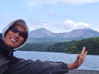 桧原湖DAY2☆_e0100021_19541179.jpg