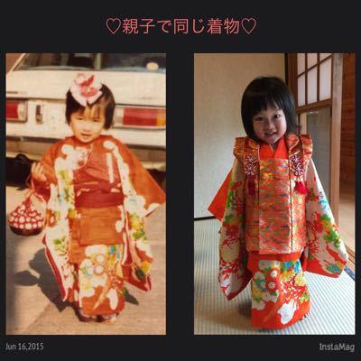太郎と娘。私と娘と着物。_c0227522_6181872.jpg