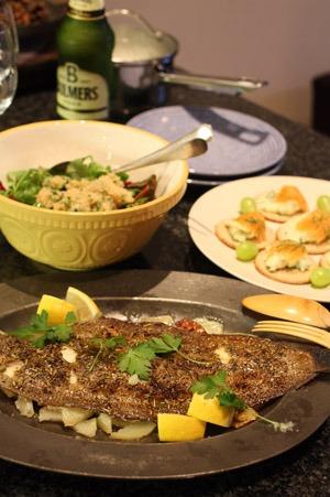 イギリスの高級魚、ドーバー・ソール_b0199526_20161577.jpg