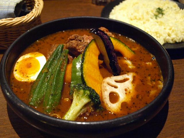 札幌 オリジナルスープカレー SHO-RIN_d0153062_104994.jpg